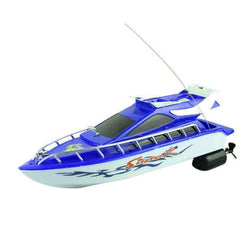 Remote control speed boat Powerful Plastic Remote Control Boats Speed Electric - Random color:BiBset.com