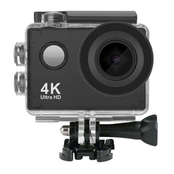 S2 4K WiFi Action Sports Camera 170 Degree FOV:BiBset.com