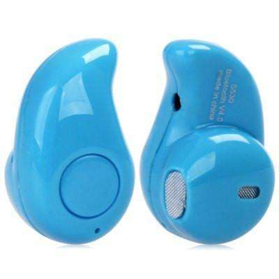 S530 Mini Wireless Bluetooth V4.0 Stereo Sound In Ear Headphone with Mic:BiBset.com