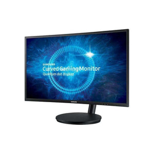 SAMSUNG 27 inch Curved Gaming Monitor with the super-fast and smooth gameplay:BiBset.com