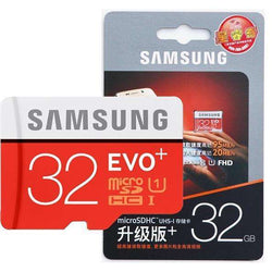 SAMSUNG EVO Plus Memory Card 8GB/32GB/SDHC Class10:BiBset.com