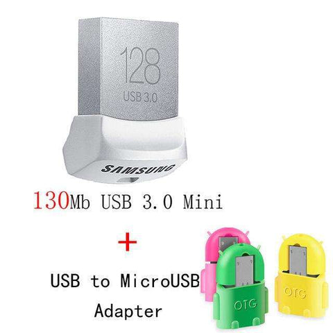 SAMSUNG USB Flash Drive 128GB/64GB/32GB USB 3.0 Memory Stick:BiBset.com