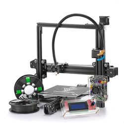 Tarantula 3D Printer DIY kit impresora 3d printer & 2 Filaments Titan Extruder SD Card I3:BiBset.com
