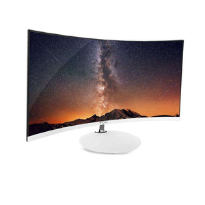 TCL T24M6C 23.6 inch Screen 1800R Curved Monitor:BiBset.com