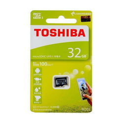 TOSHIBA Memory Card 128GB 64GB SDXC Max UP 90MB/s Micro SD:BiBset.com