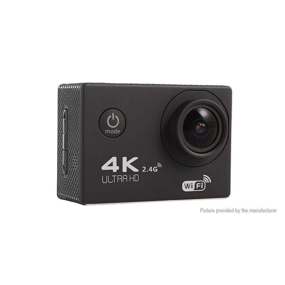 V60S 4K UHD WiFi Action Waterproof Helmet Camera:BiBset.com