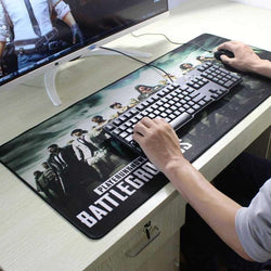 Various sizes of playerunknown's battlegrounds map mouse pad:BiBset.com