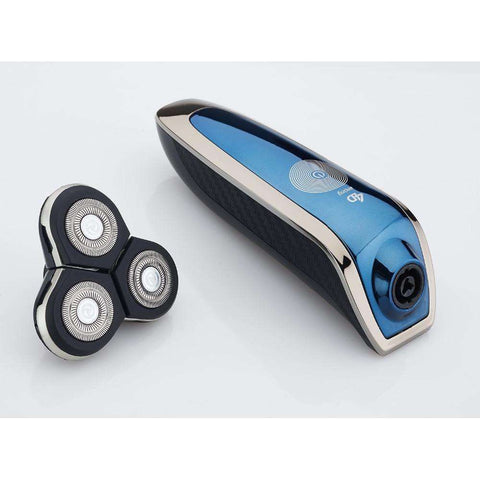 wet&dry shaver rechargeable electric shaver for men, LED digital display:BiBset.com