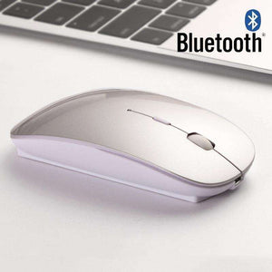 Wireless Mouse for Computer - Rechargeable Bluetooth Mouse:BiBset.com