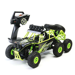 WLtoys 18628 1/18 6WD RC Car Crawler RTR Across CrawlerKing:BiBset.com