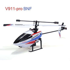 WLtoys V911 pro 2.4G 4CH Single Propeller RC Helicopter GYRO BNF Without RC Transmitter