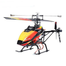 WLtoys V913 Brushless Version 2.4G 4CH RC Helicopter BNF 3D Action Side Flying