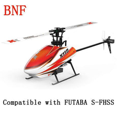 XK K110 Blast 6CH Brushless 3D6G System 3D Aerobatics Hovering Flight 6Axis RC Helicopter BNF