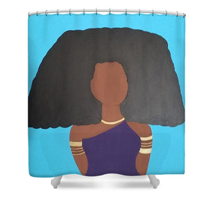 Schvonne - Shower Curtain