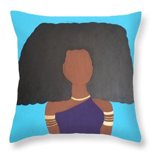 Schvonne - Throw Pillow