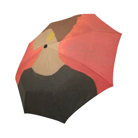 Sunshine Automatic Foldable Umbrella