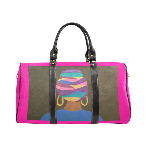 Magic Travel Bag (Pink)