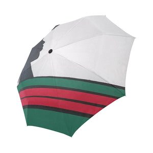 Beauty Queen Automatic Foldable Umbrella
