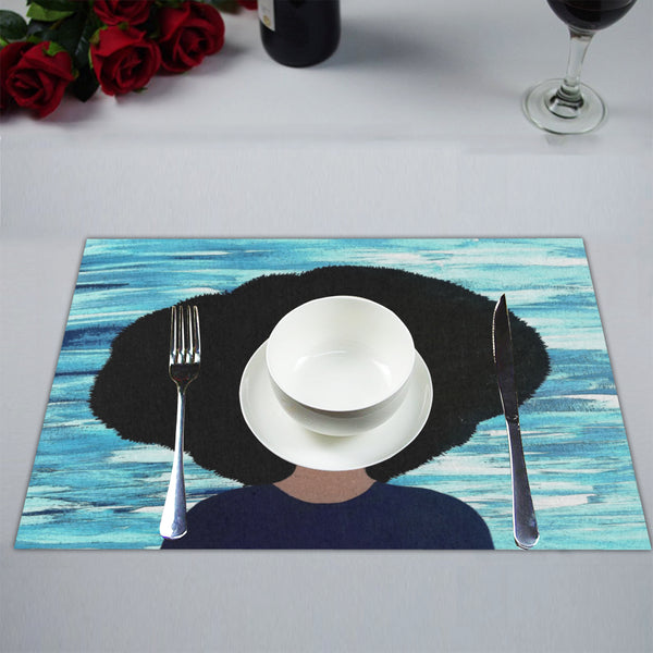 "Alicia Placemat Placemats 14"" x 19"" (Set of 6)"