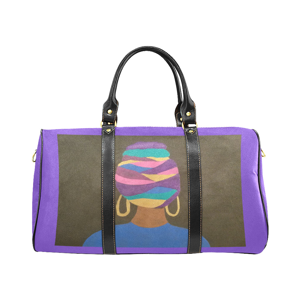 Magic Travel Bag (Purple)