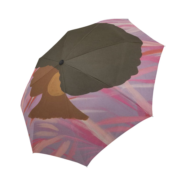 Leela Automatic Foldable Umbrella