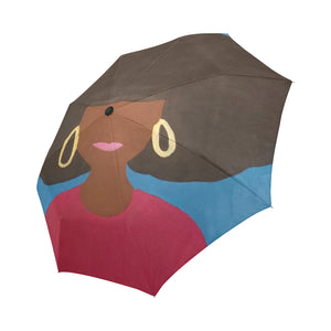 Amara Automatic Foldable Umbrella
