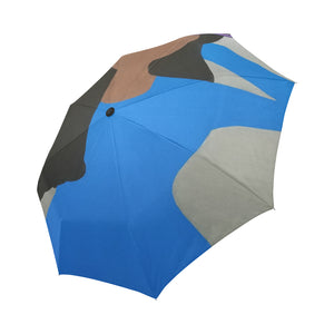 Amina Automatic Foldable Umbrella
