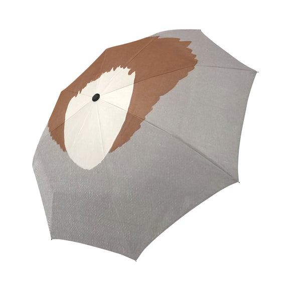 Tapered Swag Automatic Foldable Umbrella