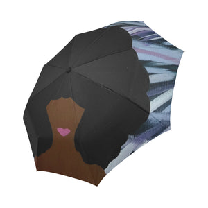 Kiesha Automatic Foldable Umbrella