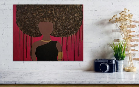 Original Painting - Royalty