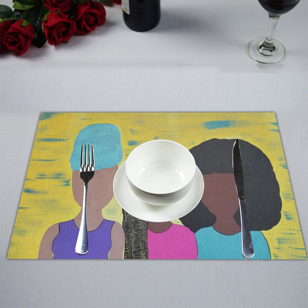 Sister Sister Placemat