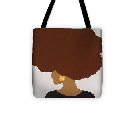 Tote Bag - Afro Love