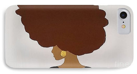 Phone Case - Afro Love