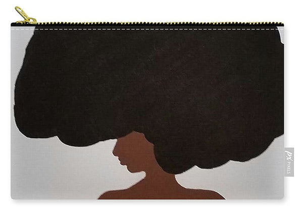 Carry-All Pouch - Afro Love II