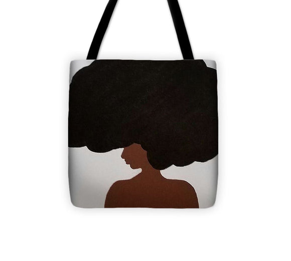 Tote Bag - Afro Love II