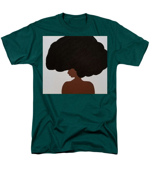 Afro Love II - Men's T-Shirt  (Regular Fit)