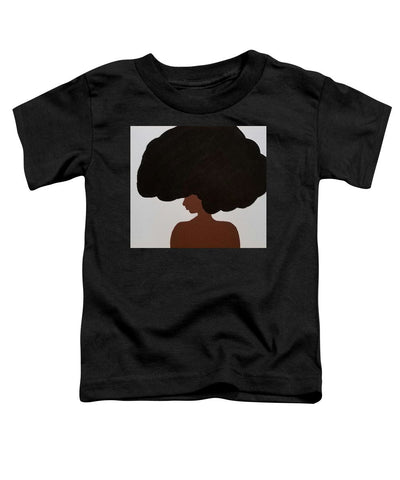 Afro Love II - Toddler T-Shirt