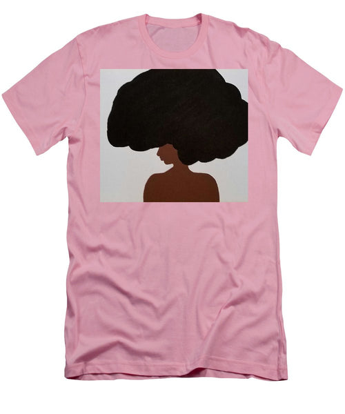 Afro Love II - Men's T-Shirt (Slim Fit)
