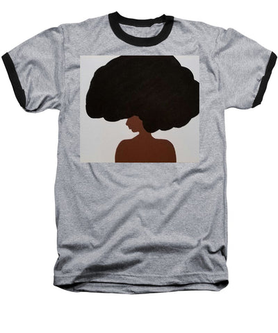 Afro Love II - Baseball T-Shirt