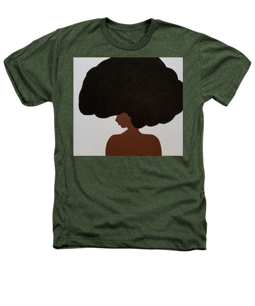 Afro Love II - Heathers T-Shirt