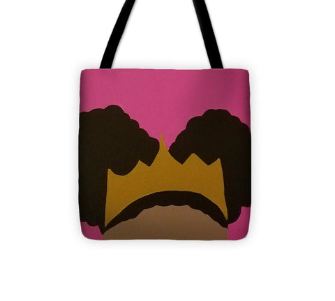 Afro Puff Princess - Tote Bag