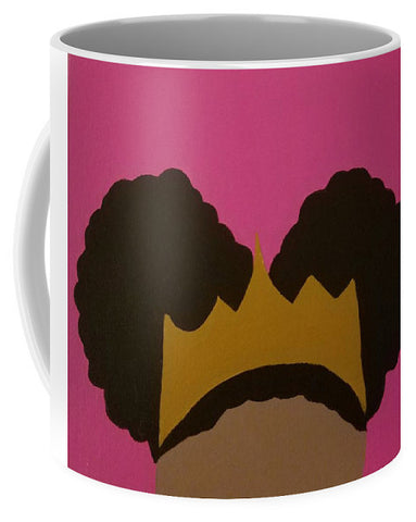 Afro Puff Princess - Mug