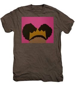 Afro Puff Princess - Men's Premium T-Shirt