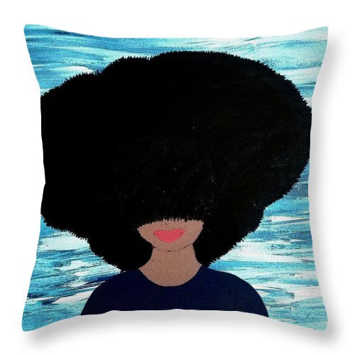 Alicia - Throw Pillow