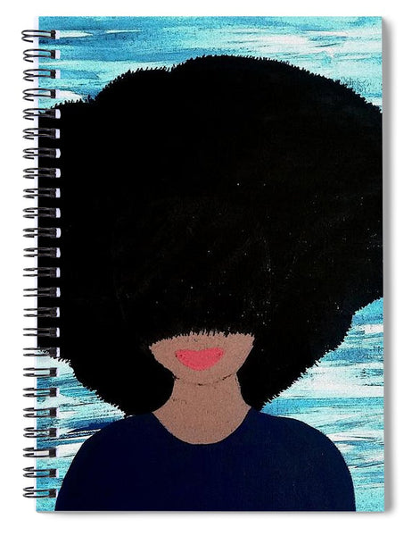 Alicia - Spiral Notebook