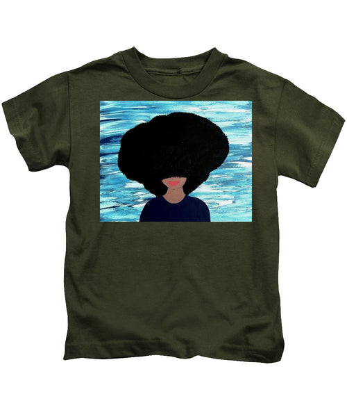 Alicia - Kids T-Shirt