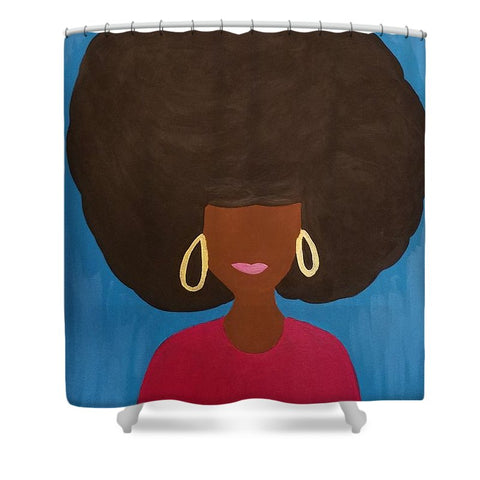 Amara - Shower Curtain