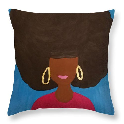 Amara - Throw Pillow