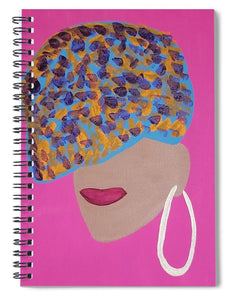 Amaya - Spiral Notebook