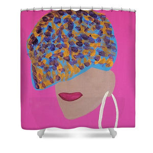 Amaya - Shower Curtain